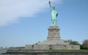 Άγαλμα, Ελευθερίας, Καλώς, Video - Photo, agalma, eleftherias, kalos, Video - Photo