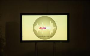 5ο Open Day, Στέγη, Ιδρύματος Ωνάση, 5o Open Day, stegi, idrymatos onasi