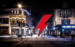 Γλυπτό, Βρετανοί, David Bowie, glypto, vretanoi, David Bowie