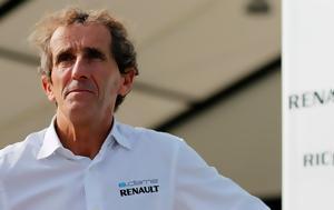 Alain Prost, Renault F1