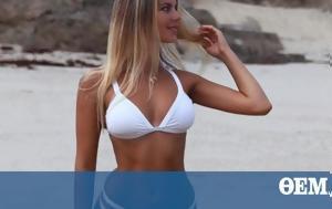 H πιο σέξι τουρίστρια στον κόσμο (φωτογραφίες)