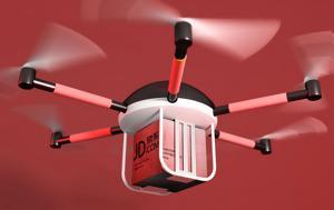 JD.com: Το πρώτο δίκτυο delivery με… drone