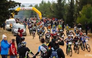 """""""4ο cycle race mtb - trail run"""""""