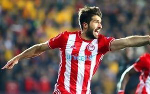 Θρυλική, Άγκυρα 3-0, Ολυμπιακός, Οσμάνλισπορ, thryliki, agkyra 3-0, olybiakos, osmanlispor
