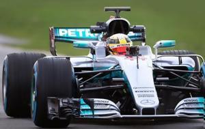 Formula 1, Αυτό, Mercedes, 2017, Formula 1, afto, Mercedes, 2017