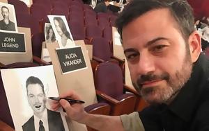 O Jimmy Kimmel, Matt Damon