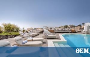 Vendema Luxury Resort, Santorini