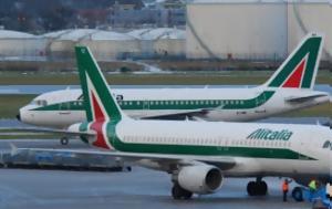 Ακυρώθηκε, Alitalia, akyrothike, Alitalia