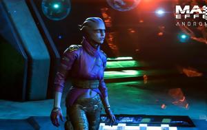 Σηκώνει, Mass Effect, Andromeda, sikonei, Mass Effect, Andromeda