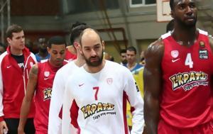 Vasilis Spanoulis, Maccabi Tel Aviv