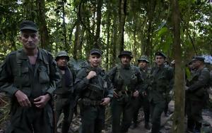 Κολομβία, Σχεδόν 100, FARC, kolomvia, schedon 100, FARC