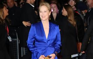 Όσκαρ 2017, Meryl Streep - Karl Lagerfeld, oskar 2017, Meryl Streep - Karl Lagerfeld