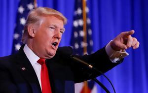 Τραμπ, Ένωσης Ανταποκριτών, Λευκού Οίκου, trab, enosis antapokriton, lefkou oikou