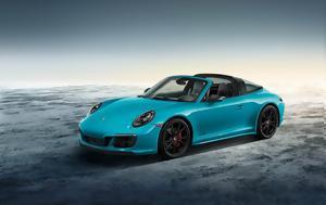 Porsche 911 Targa 4 GTS SportDesign, Porsche Exclusive