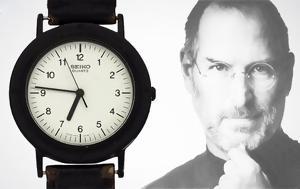 Seiko, Steve Jobs