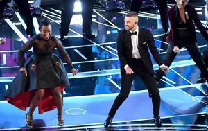 Όσκαρ 2017, Justin Timberlake, oskar 2017, Justin Timberlake
