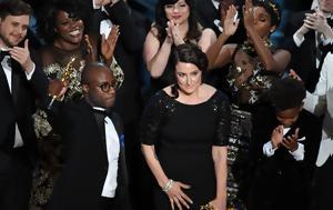 Oscar, Trump, Moonlight