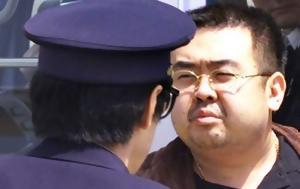 Δολοφονία Κιμ Γιονγκ Ναμ, Κατηγορίες, dolofonia kim giongk nam, katigories