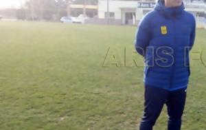Nikos Kostenoglou, Aris