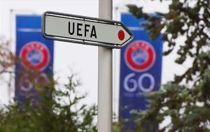UEFA, Απαγορεύτηκε, Ολυμπιακού-Μπεσίκτας, UEFA, apagoreftike, olybiakou-besiktas