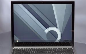 Google, Pixel Chromebooks
