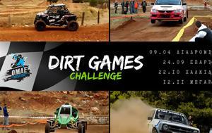 DiRT Games Challenge
