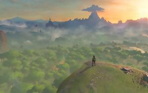 Switch, Wii U, Zelda, Breath, Wild