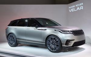 Έκθεση Γενεύης 2017, Range Rover Velar, ekthesi genevis 2017, Range Rover Velar