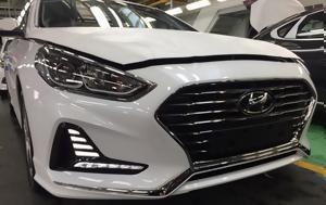 Διέρρευσαν, Hyundai Sonata, dierrefsan, Hyundai Sonata