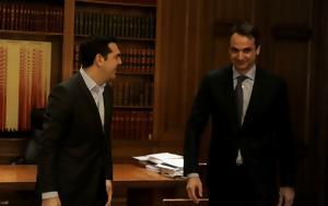 Τσίπρας, Μητσοτάκη, Παρί, tsipras, mitsotaki, pari