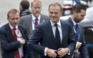 Επανεξελέγη, Ευρωπαϊκό Συμβούλιο, Ντόναλντ Τουσκ, epanexelegi, evropaiko symvoulio, ntonalnt tousk