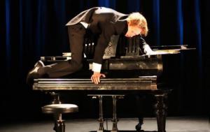 Ο Πιανίστας, Αίθουσα Νίκος Σκαλκώτας, Μεγάρου, o pianistas, aithousa nikos skalkotas, megarou