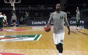 James Gist, Alessandro Gentile, Basket League