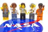 Πέντε, NASA, Lego,pente, NASA, Lego