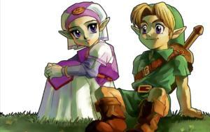 Nintendo, Zelda, – '