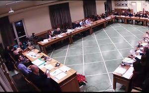Δημοτικό Συμβούλιο Χανίων, dimotiko symvoulio chanion