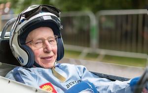 Πέθανε, John Surtees, pethane, John Surtees