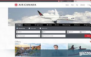 Air Canada, Amadeus