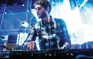 O DJ Zedd, Τραμπ, O DJ Zedd, trab