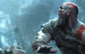 Man, Arms, Kratos
