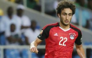 Amr Warda, Egypt National Team