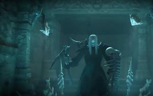 Νέες, Necromancer DLC, Diablo 3, nees, Necromancer DLC, Diablo 3
