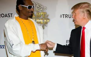Τραμπ, Snoop Dogg, Ωρα, [βίντεο], trab, Snoop Dogg, ora, [vinteo]