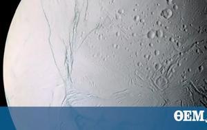 Saturn Moon Enceladus'