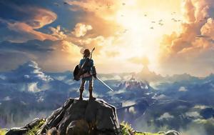 Legend, Zelda, Breath, Wild