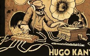 Hugo Kant, Gazarte