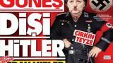 Συνεχίζουν, Τούρκοι, Μέρκελ… Χίτλερ,synechizoun, tourkoi, merkel… chitler
