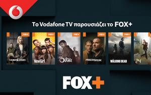 Vodafone TV, FOX+, Ελλάδα, Vodafone TV, FOX+, ellada