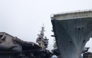 Απίστευτο, USS Independence, apistefto, USS Independence