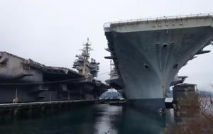 Showbiz, USS Independence – Απίστευτο, Showbiz, USS Independence – apistefto